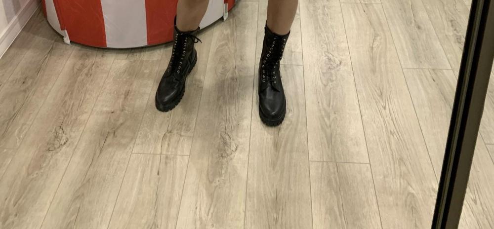 Ботинки ASRA, 39