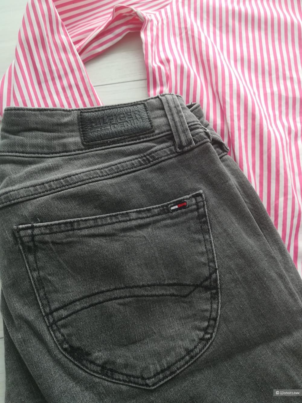 Сет джинсы Tommy Hilfiger 28/32+ рубашка Ralph Lauren M