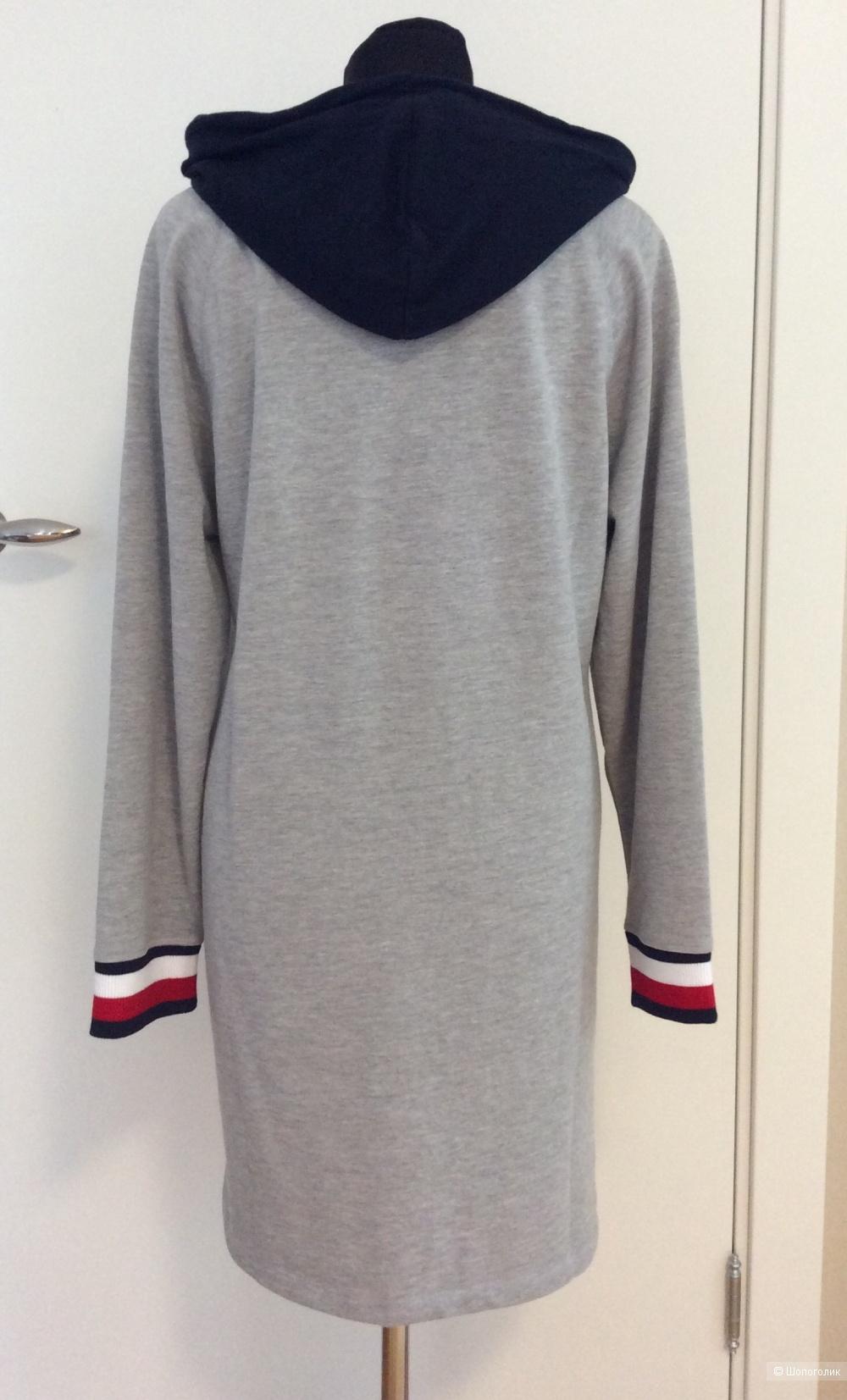 Платье-худи с капюшоном Tommy Hilfiger р.М