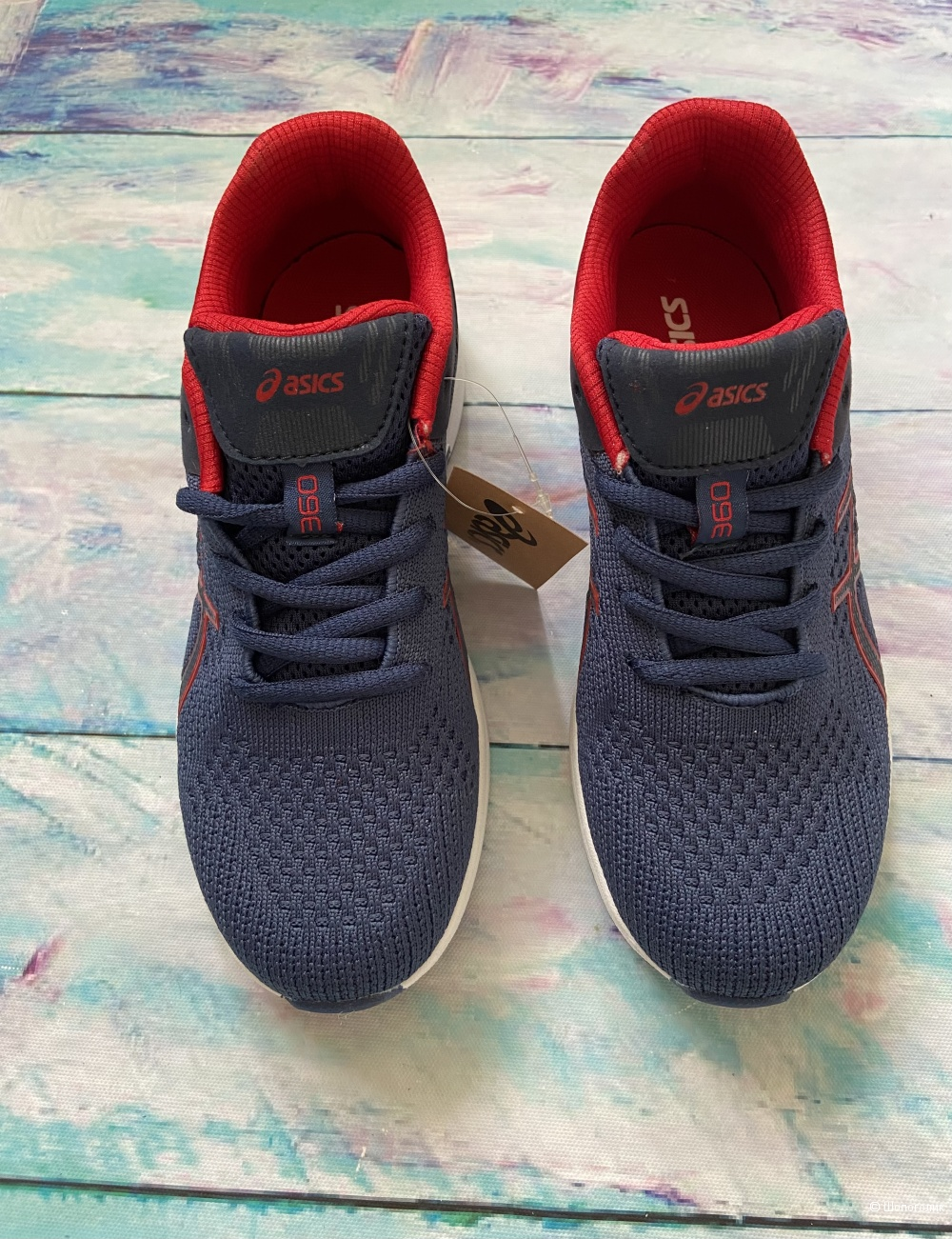 Женские/ подростковые кроссовки ASICS с 36 по 41 размеры
