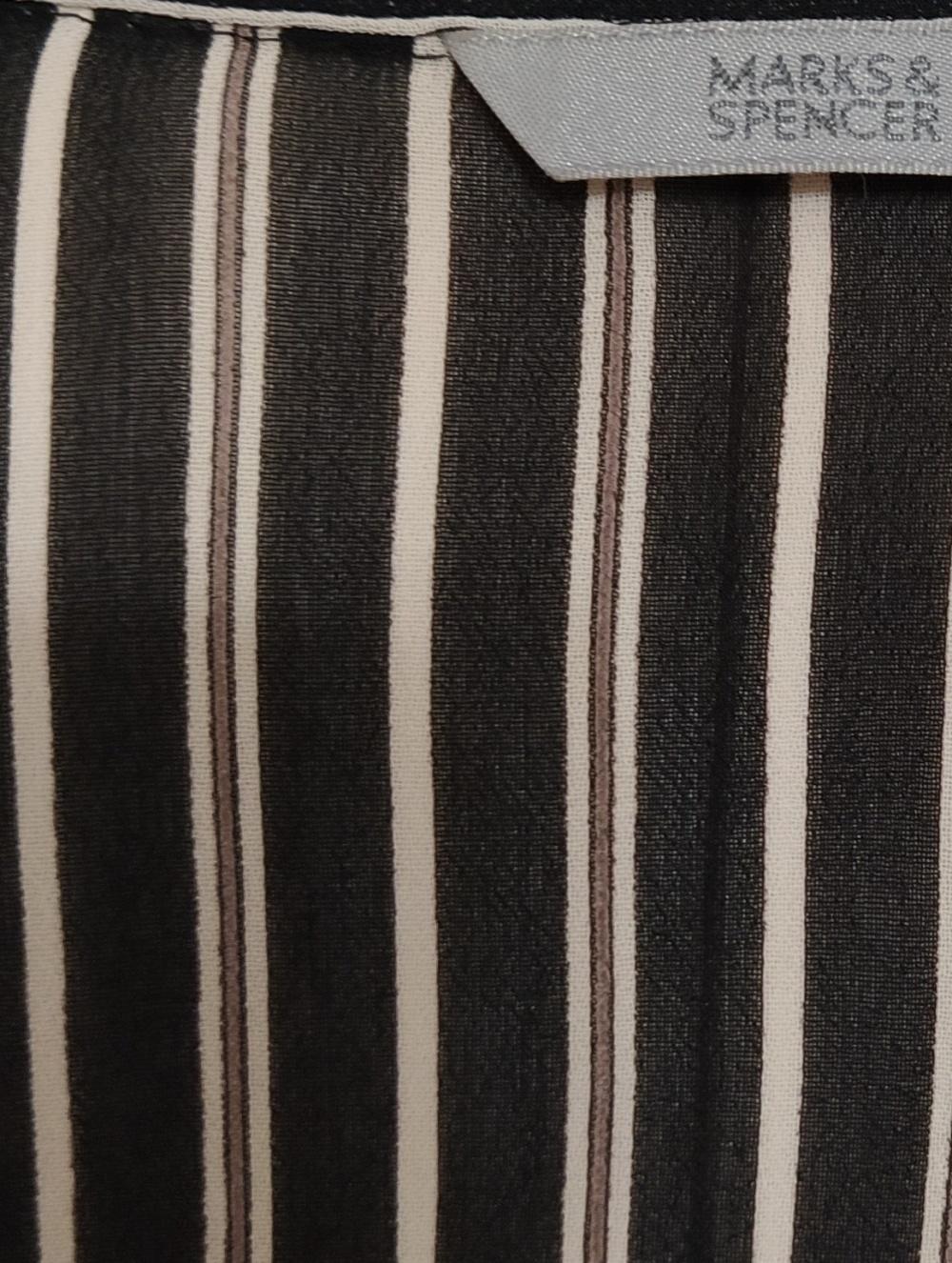Рубашка Mark&Spenser 16 английский размер