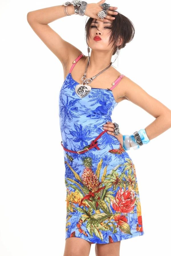 FORZA VIVA платье 44р