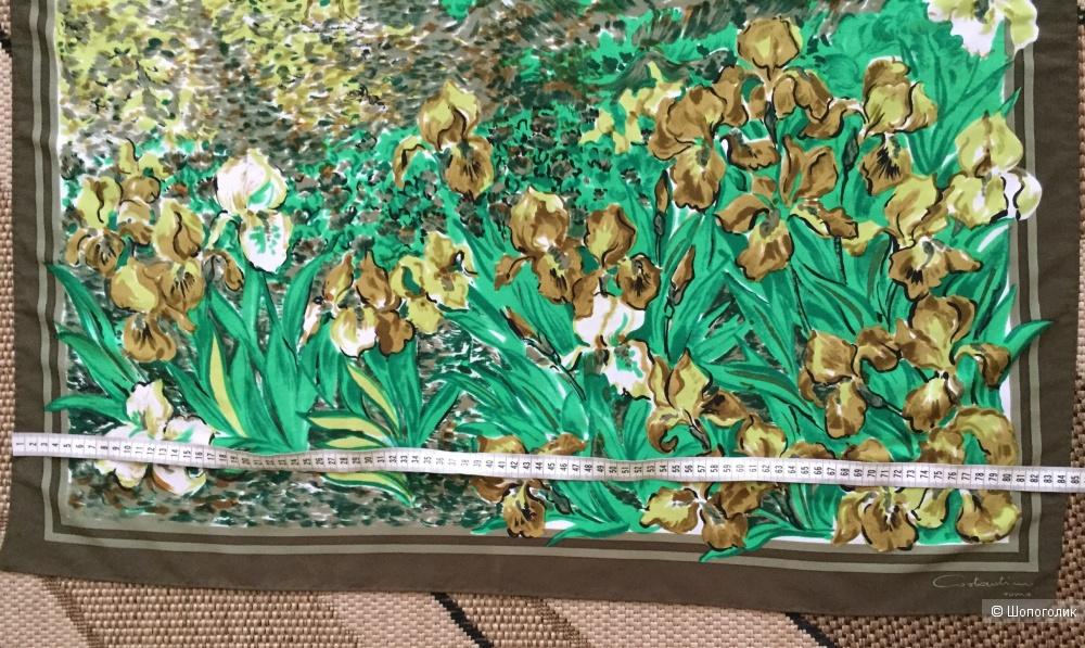 Платок Costantino Toma 84 x 84 см