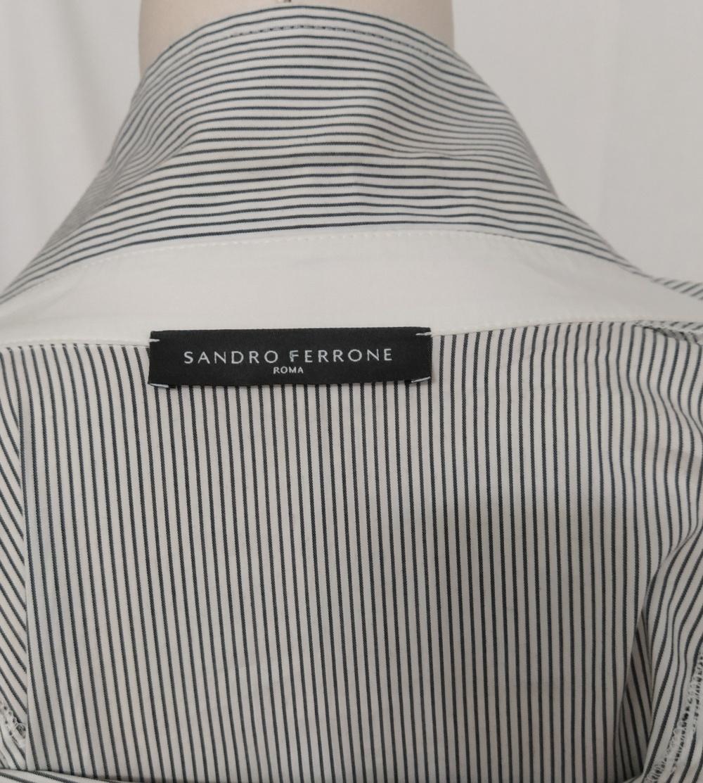 Рубашка - комбидресс Sandro Ferrone, L