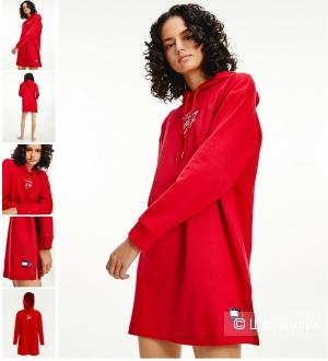 Платье-худи Tommy Hilfiger S