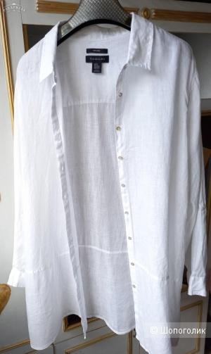 Платье рубашка туника Tahari oversize  3XL 52- 54