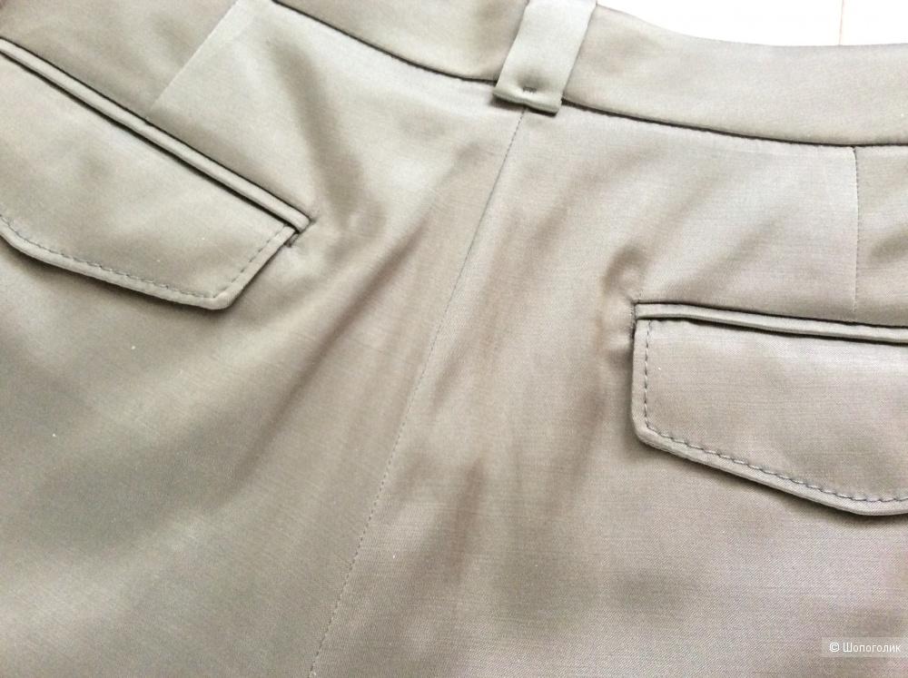 Сатиновые брюки Massimo Dutti р.40EUR