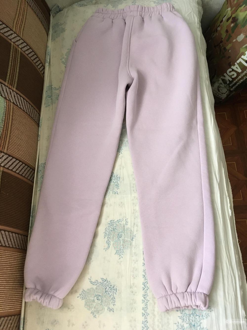 Хлопковые штаны no name размер 42-44