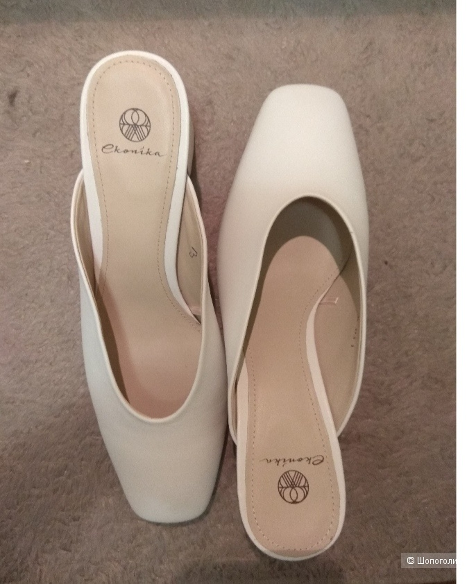Туфли - мюли Эконика 37.5 размер
