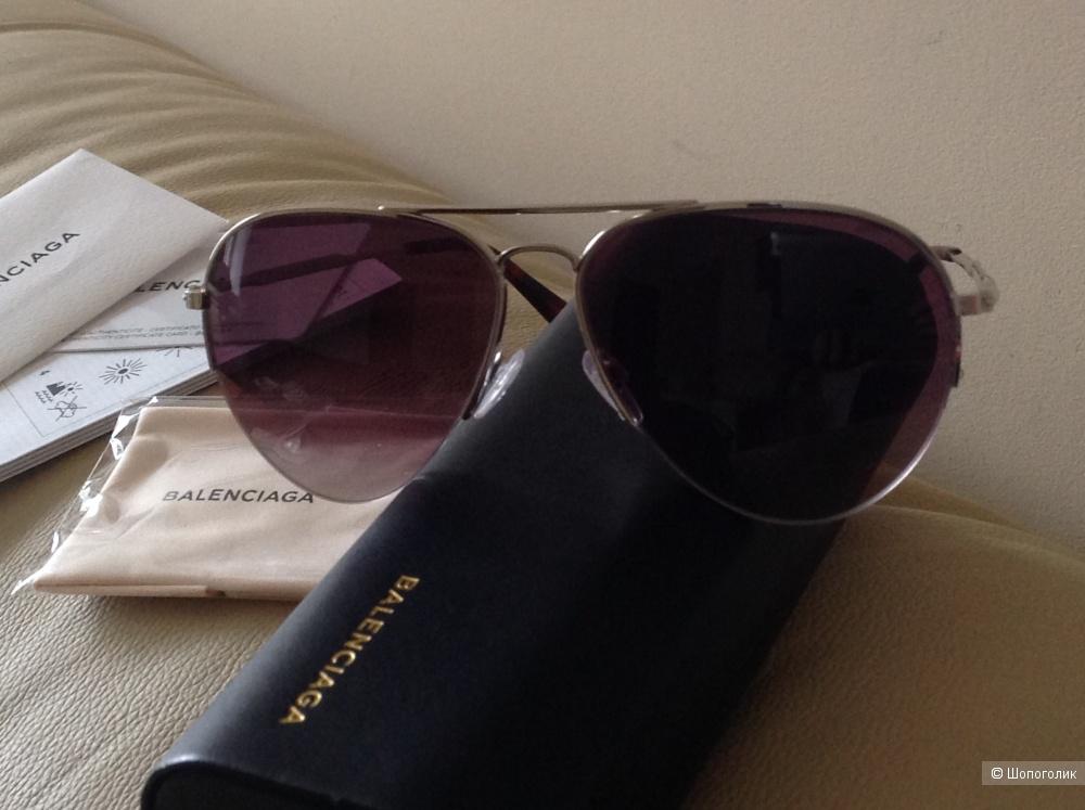 Очки солнцезащитные Balenciaga