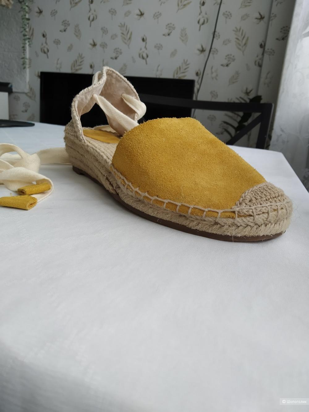 Эспадрильи, Oysho, 37 размер