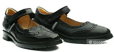 Школьные туфли STEP2WO, р 39-40