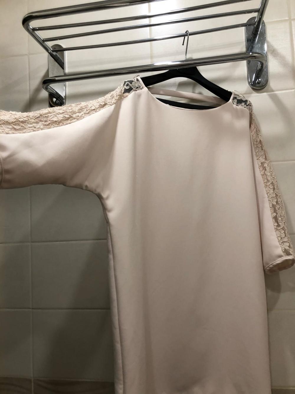 Платье ZARA BASIC.Размер S-M.