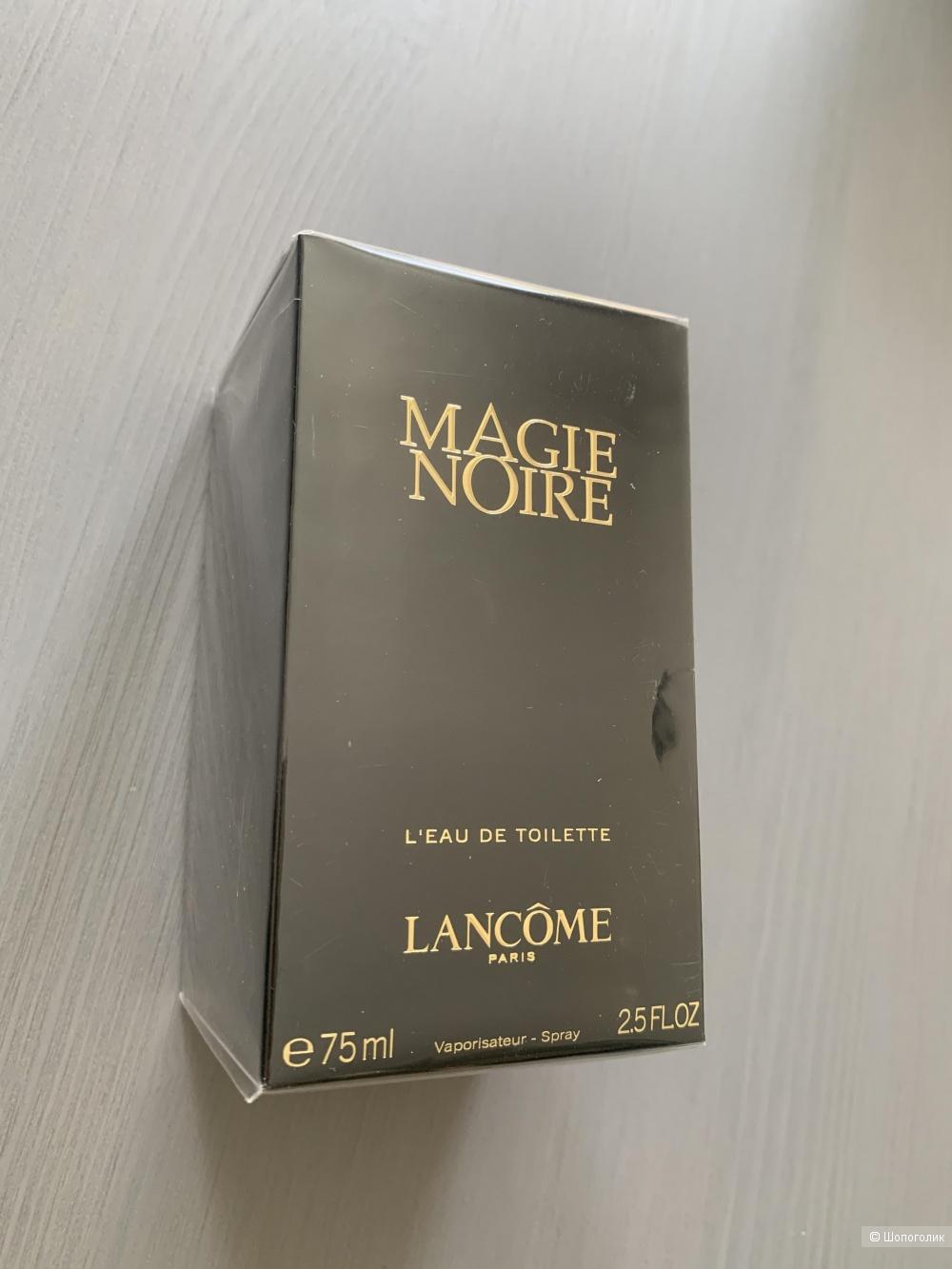 Туалетная вода Magie Noire Lancome, 75 ml