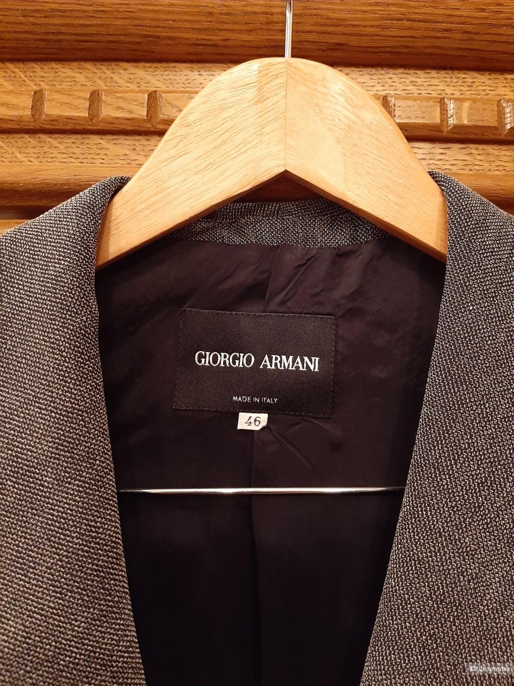 Пиджак Giorgio armani р.46