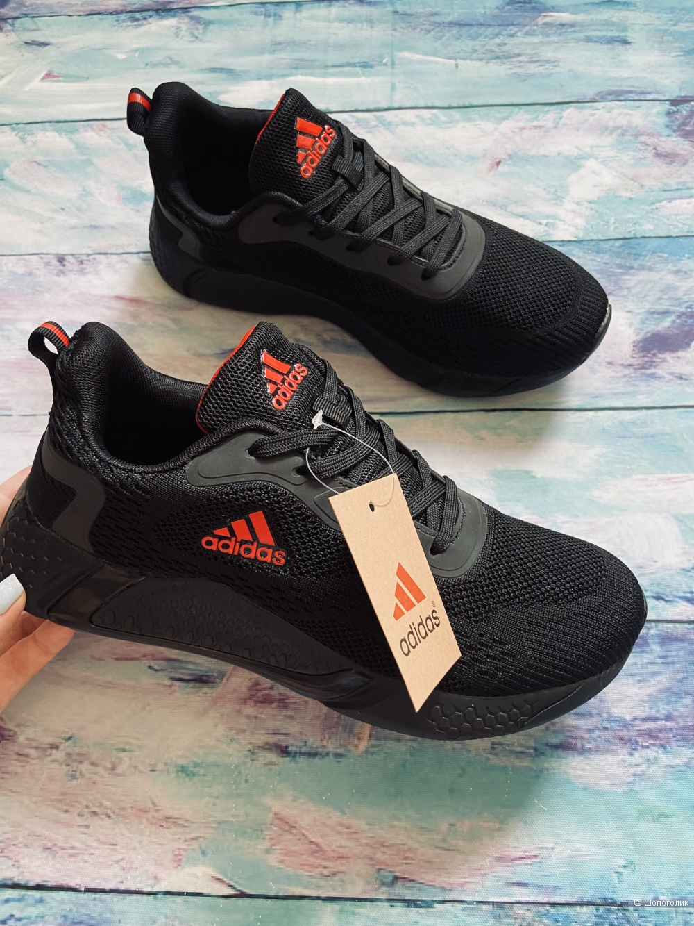 Мужские кроссовки Adidas р.41-45