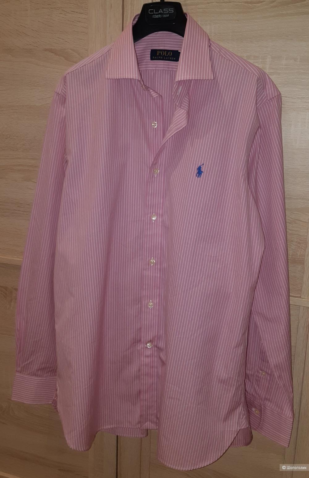 Рубашка ralph lauren, размер l