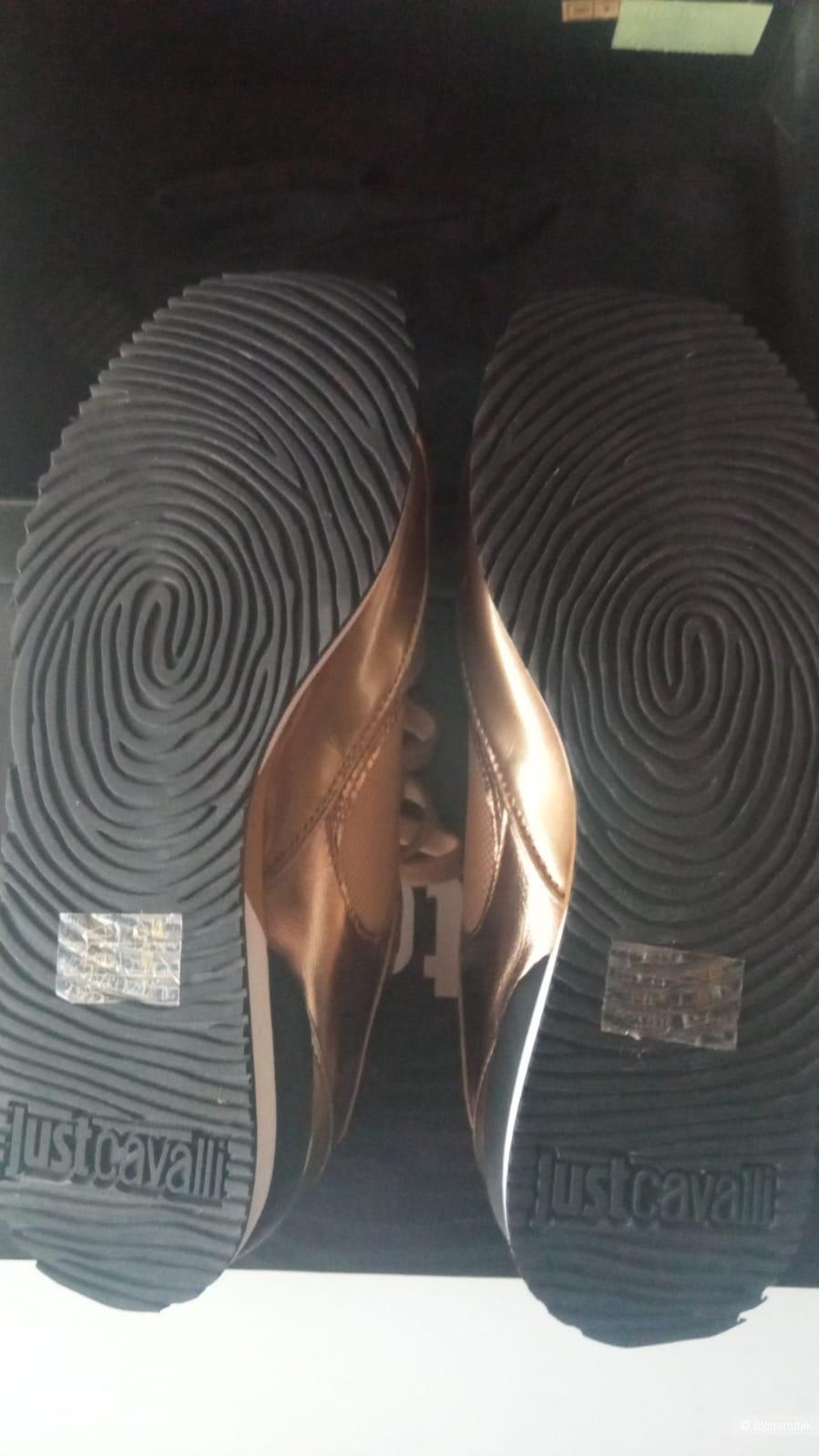 Кроссовки Just Cavalli, размер 37