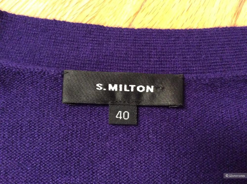 Длинный кардиган S.Milton р.40DE (46-48)