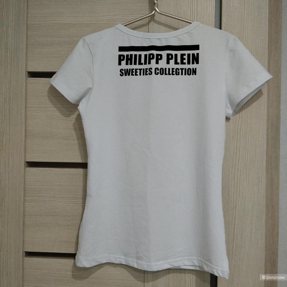 Футболка PHILIPP PLEIN,размер 40-42