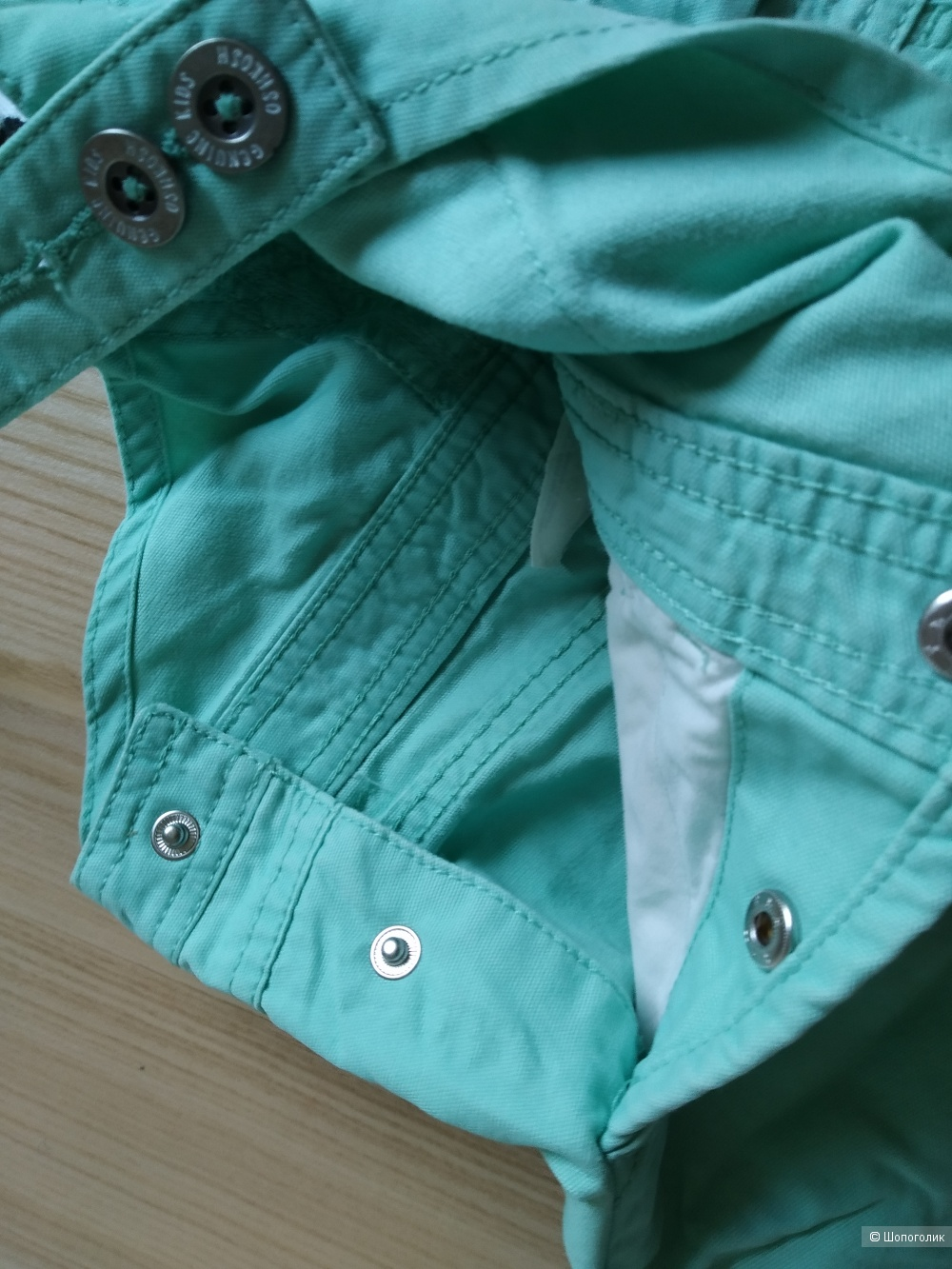 Сет футболка kiabi+кобинезон Oshkosh размер 3 года
