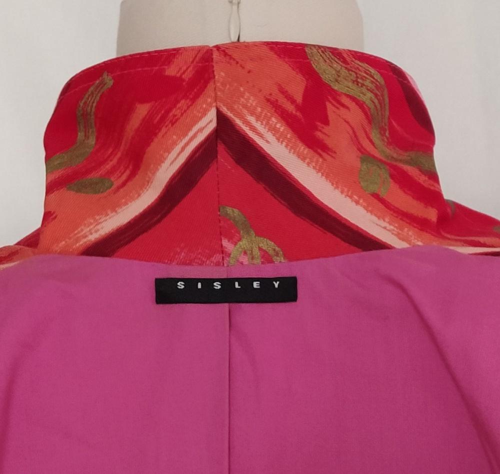 Джинсовая куртка Sisley, M