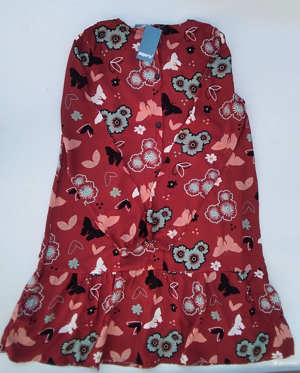 Платье pepperts 152cm