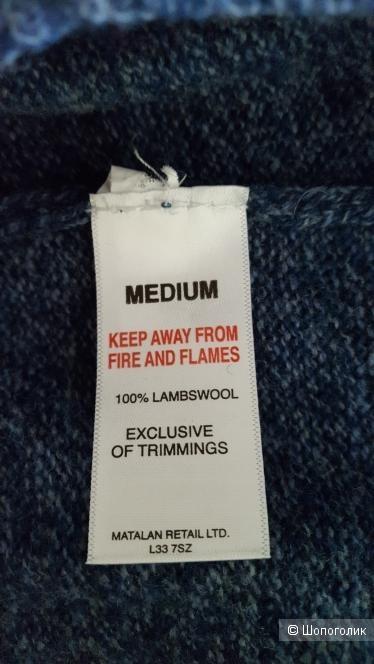 Джемпер  Authentic Casual Wear, размер 48-50.