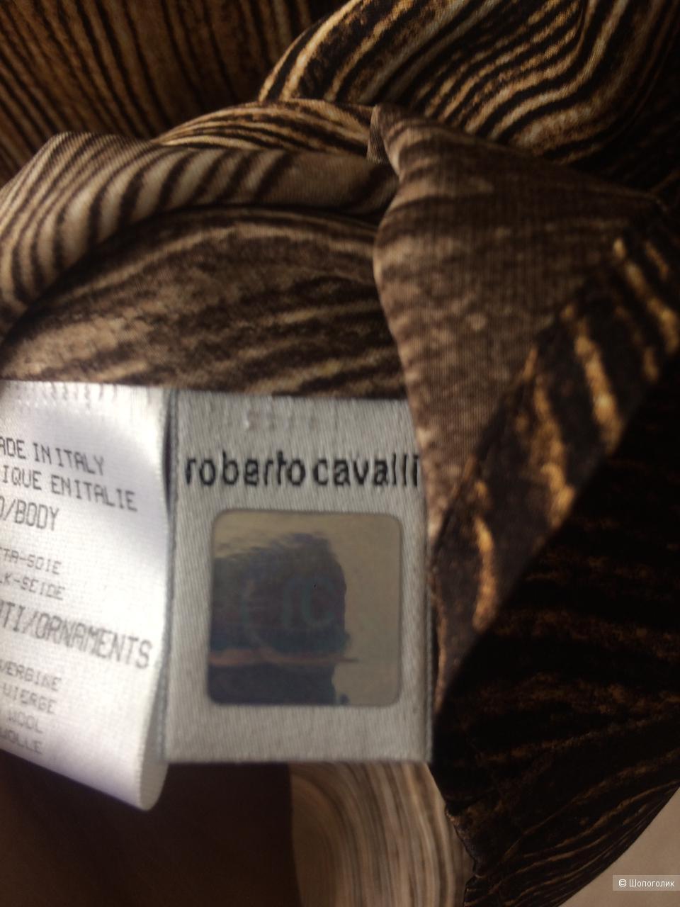 Блузка рубашка Roberto Cavalli  р.42 ит