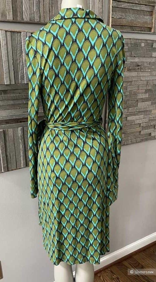 Diane fon Furstenberg платье 42-44