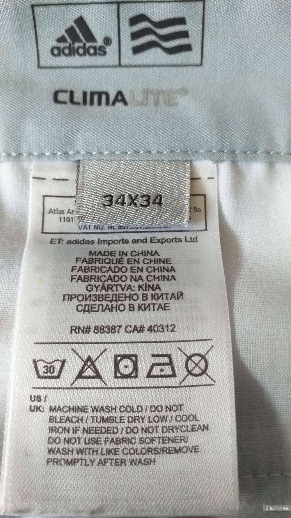 Брюки Adidas, р. 34/34