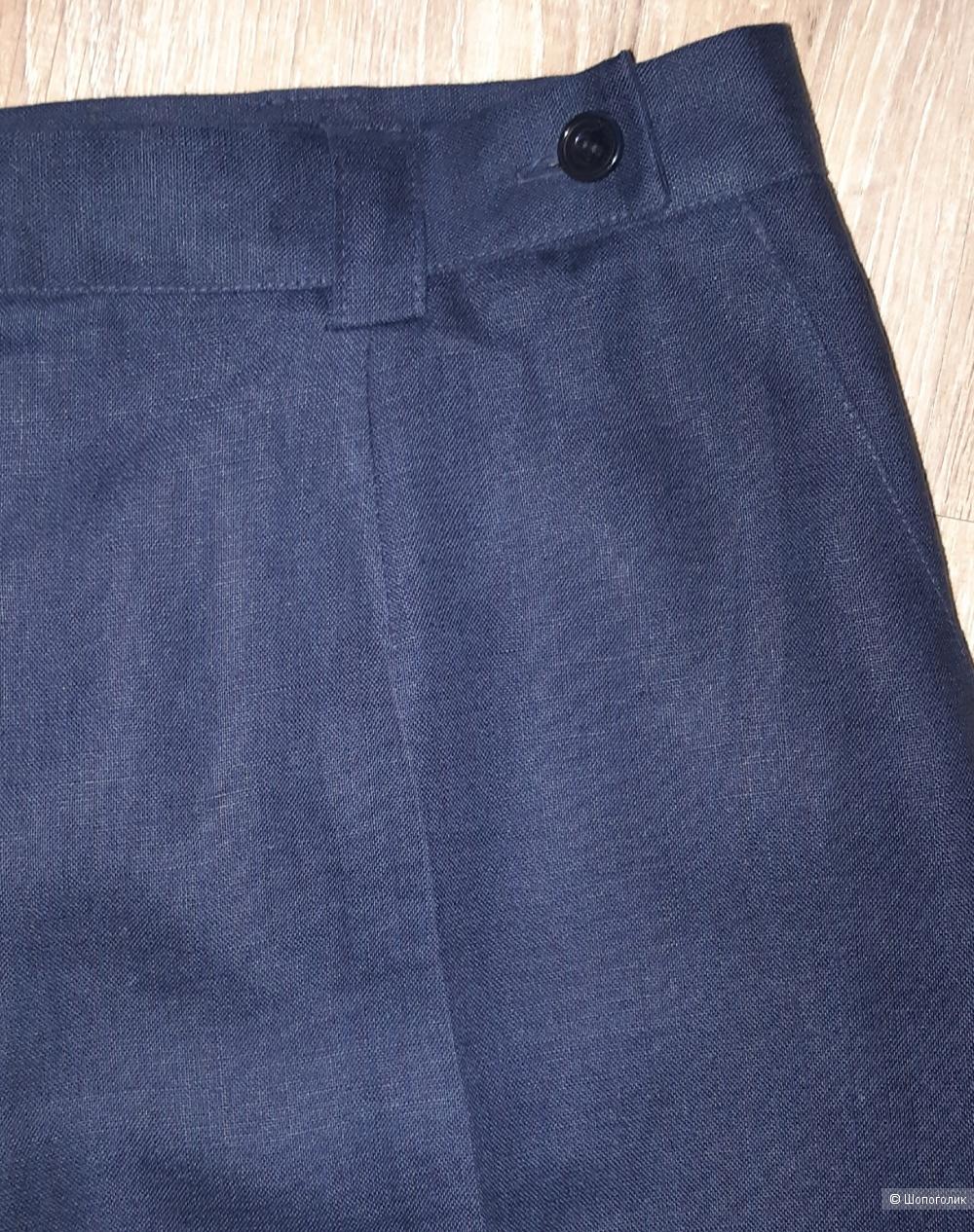 Льняные брюки birgitta, размер 46/48