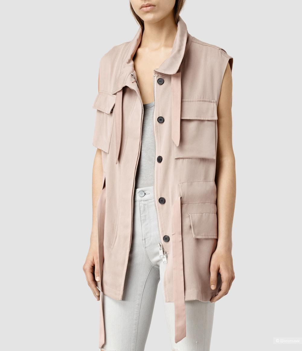 Куртка без рукавов Allsaints размер M