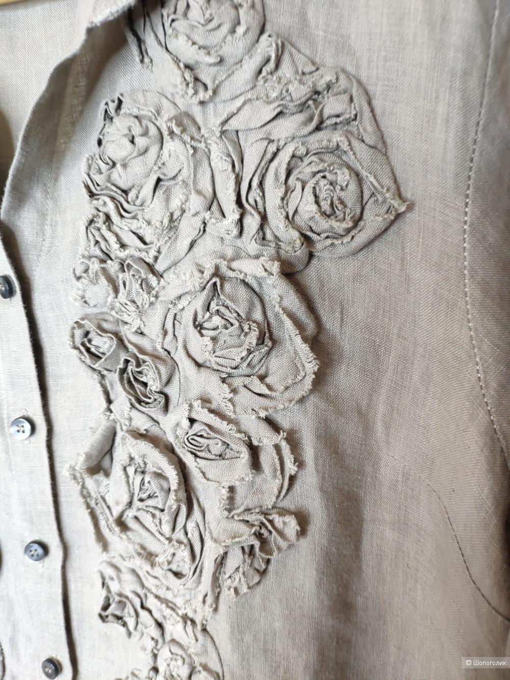 Рубашка Vlt's by Valentinas размер 50/52