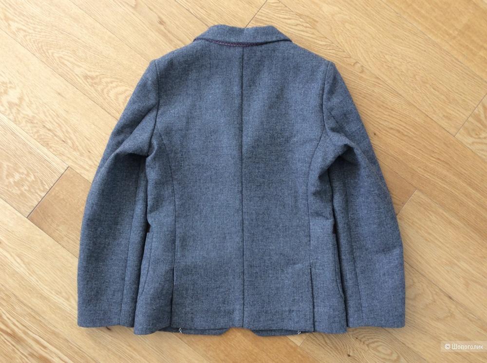 Пиджак Tagliatore р.10 (на рост 130-140 см)