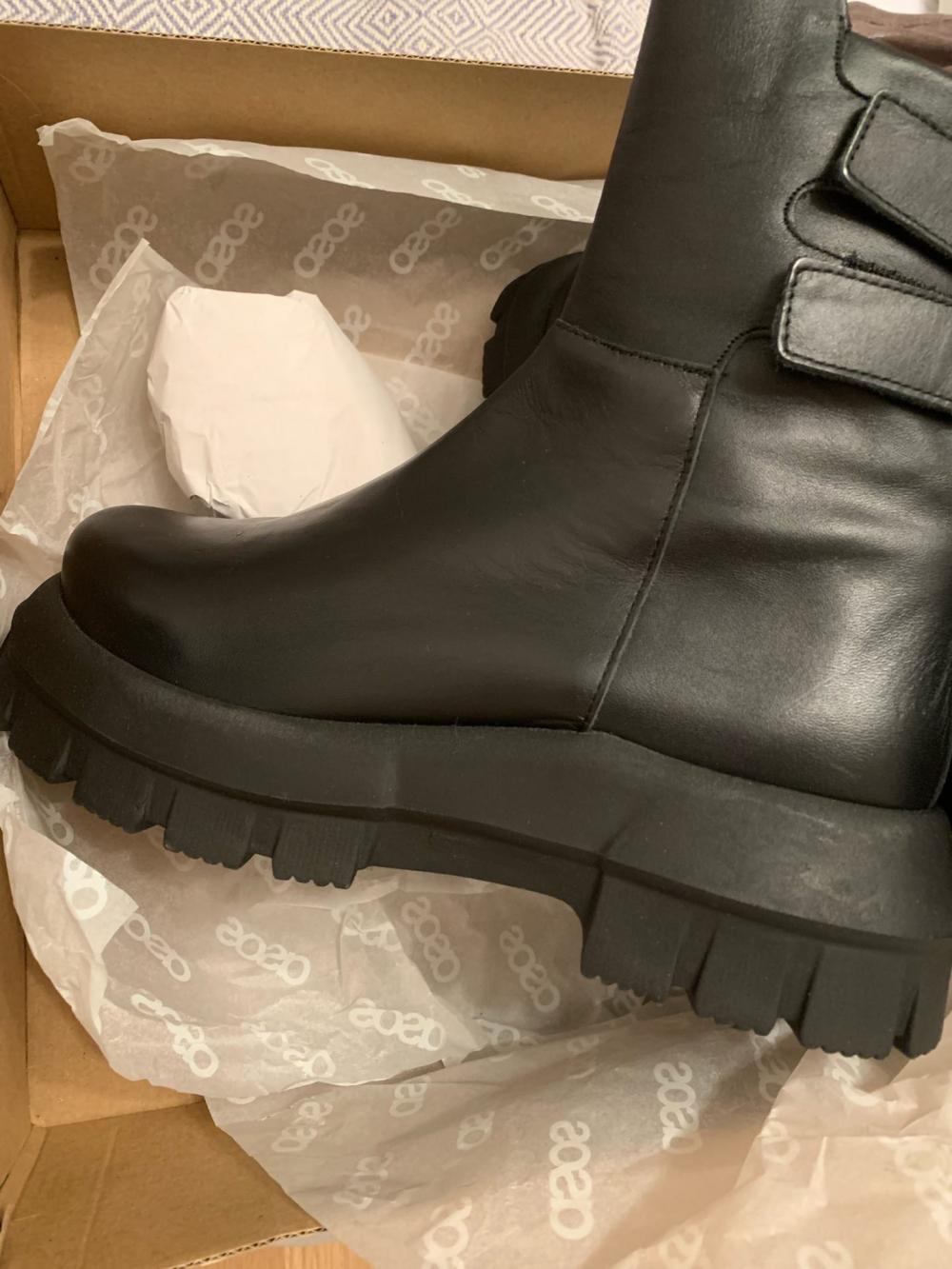 Ботинки asos премиум, 38