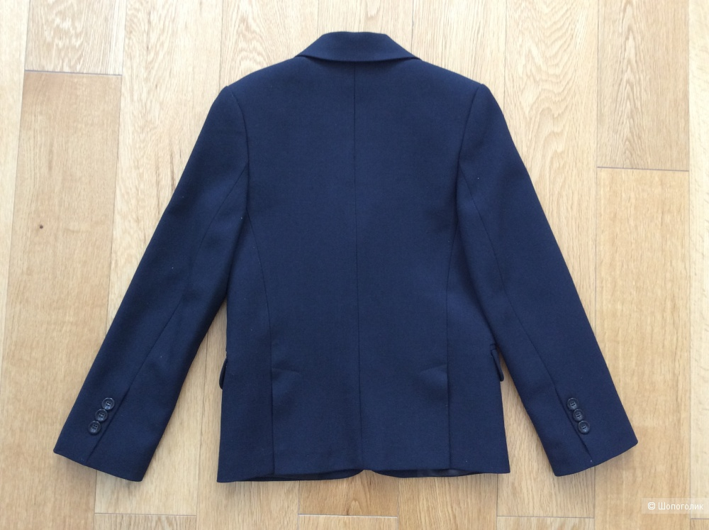 Школьный пиджак Edelveys Plus р.32 (на рост 128-134 см)