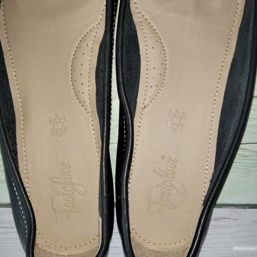 Мокасины Footglove,размер 39-40