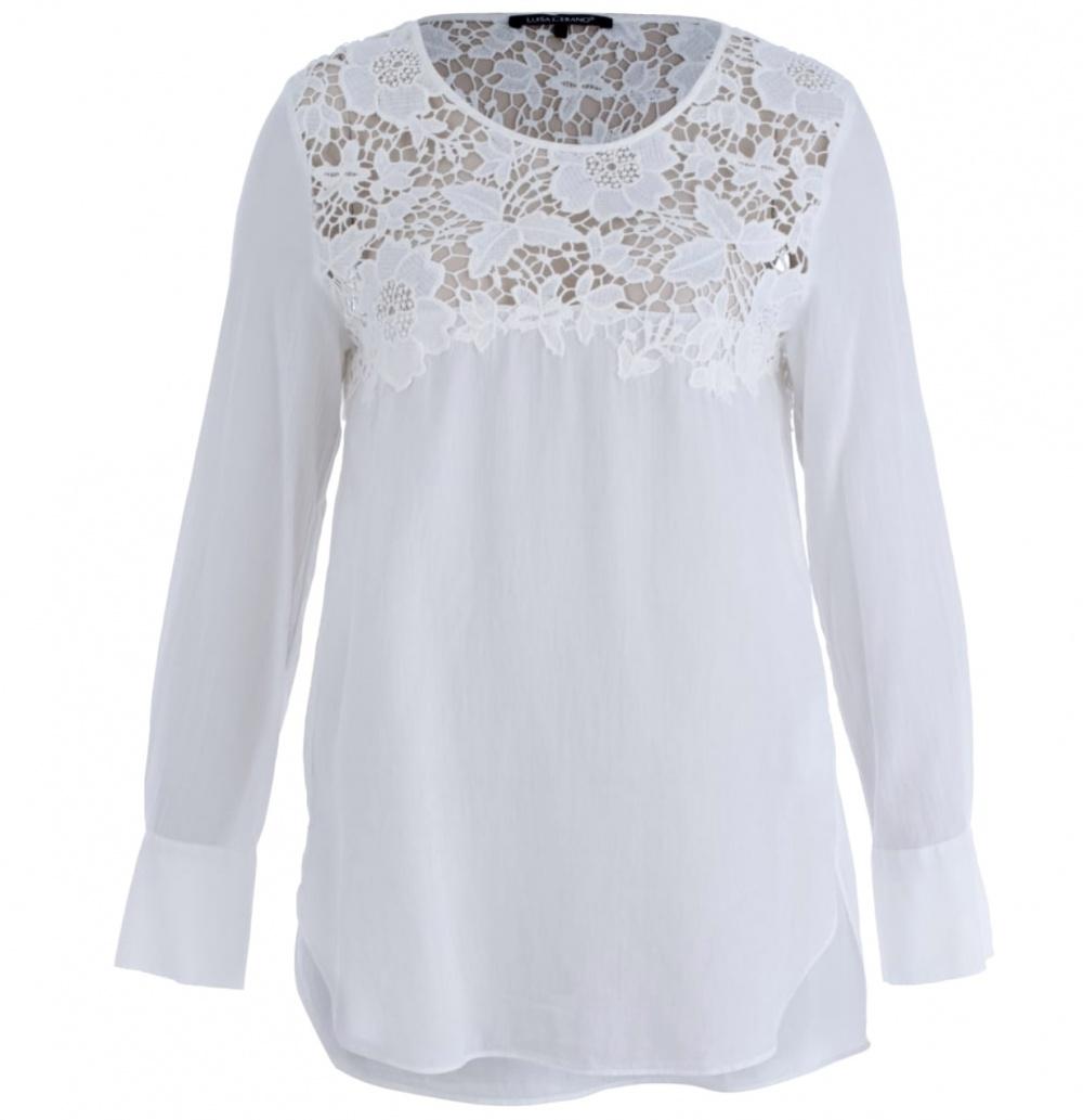 Блузка  рубашка Luisa Cerano размер 38 EU