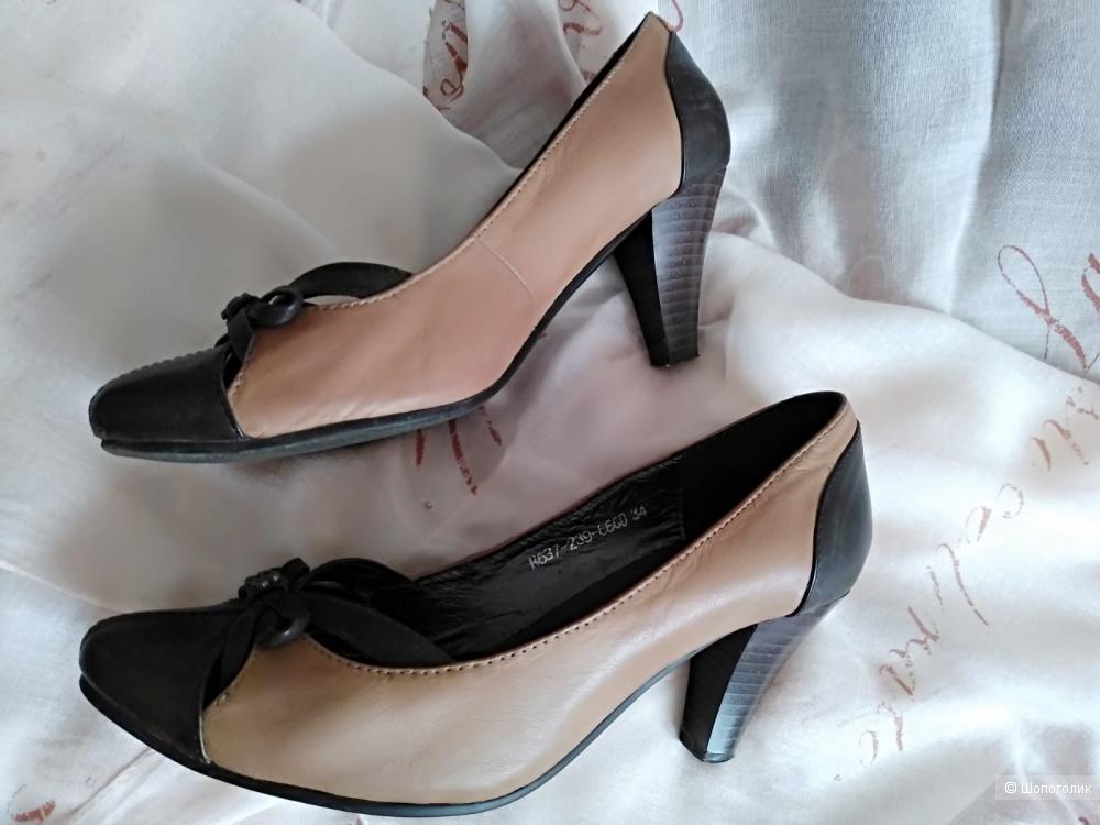 Туфли Polann, размер 35,5 - 36