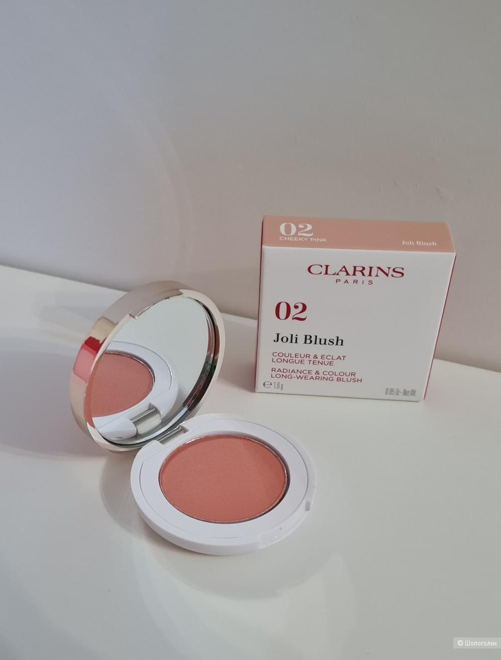 Румяна Clarins мини 1,6 гр