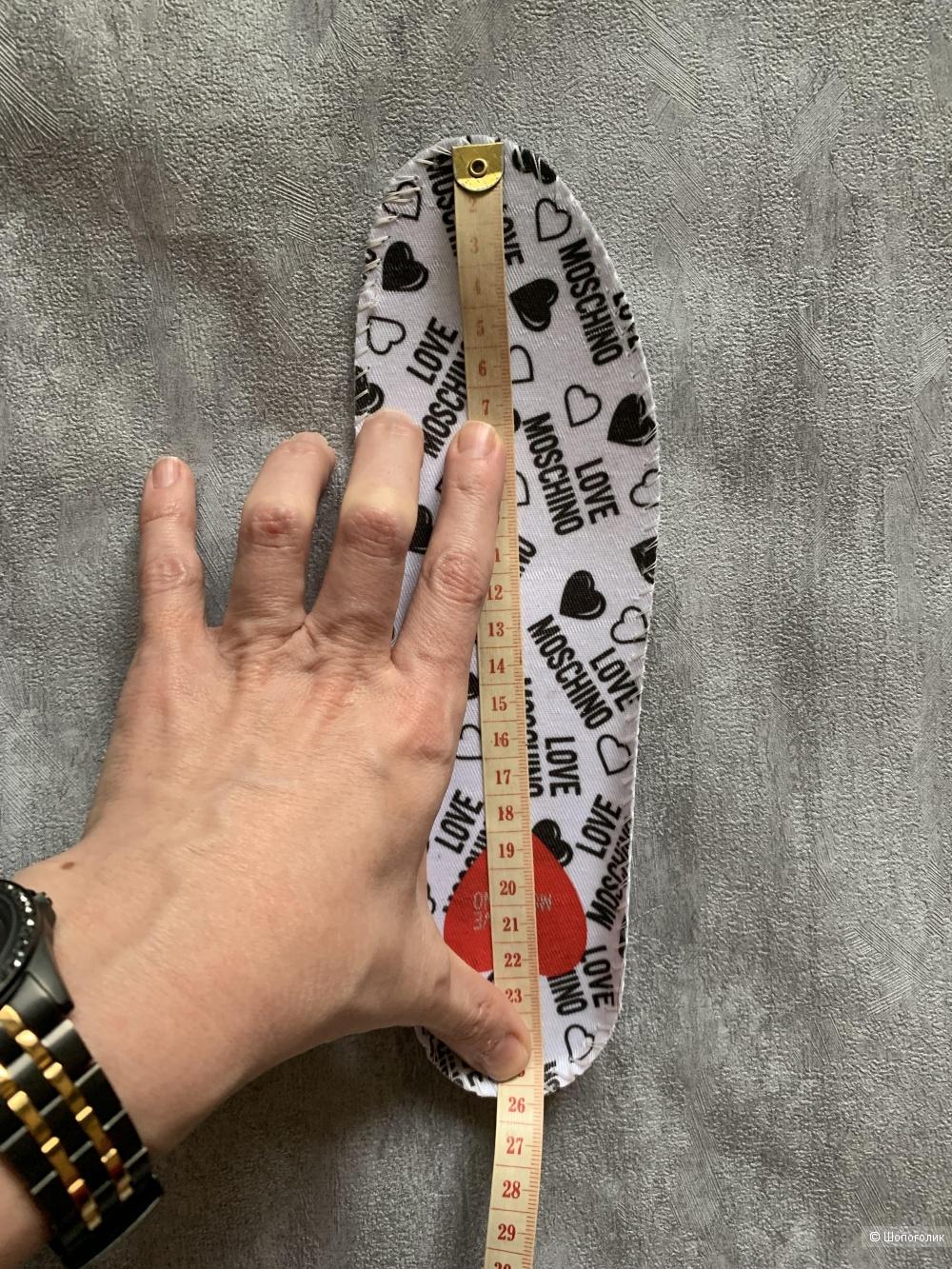 Кроссовки Love Moschino размер 4 uk - 37 eu
