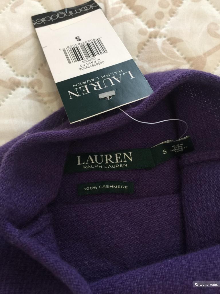 Кашемировый свитер Ralph Lauren, размер S-M