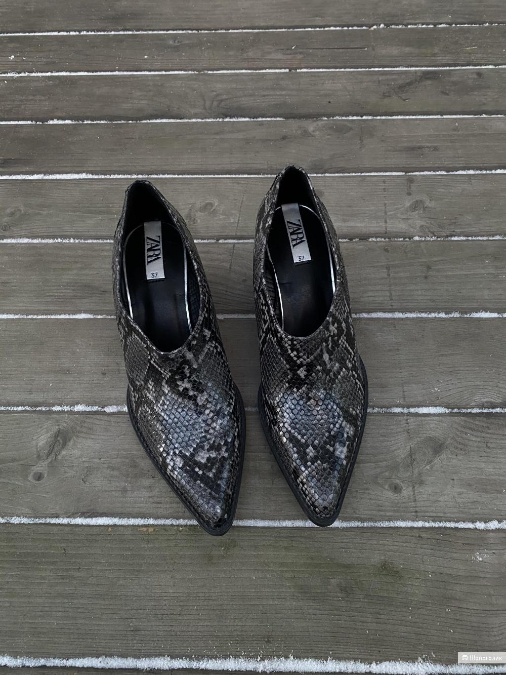 Казаки/ботинки Zara, pp 37