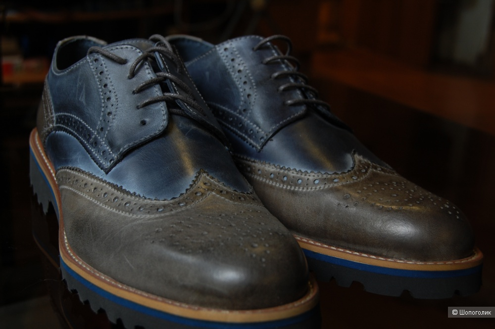 Мужские туфли JOHES р-р 42