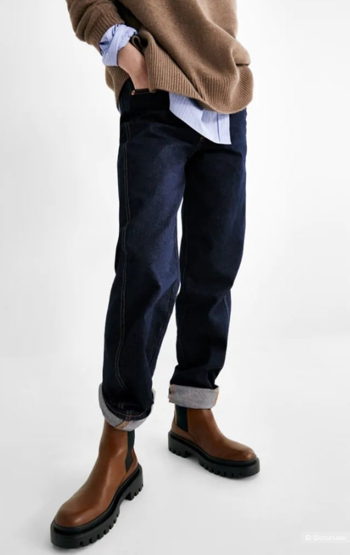 Ботинки Zara размер 41