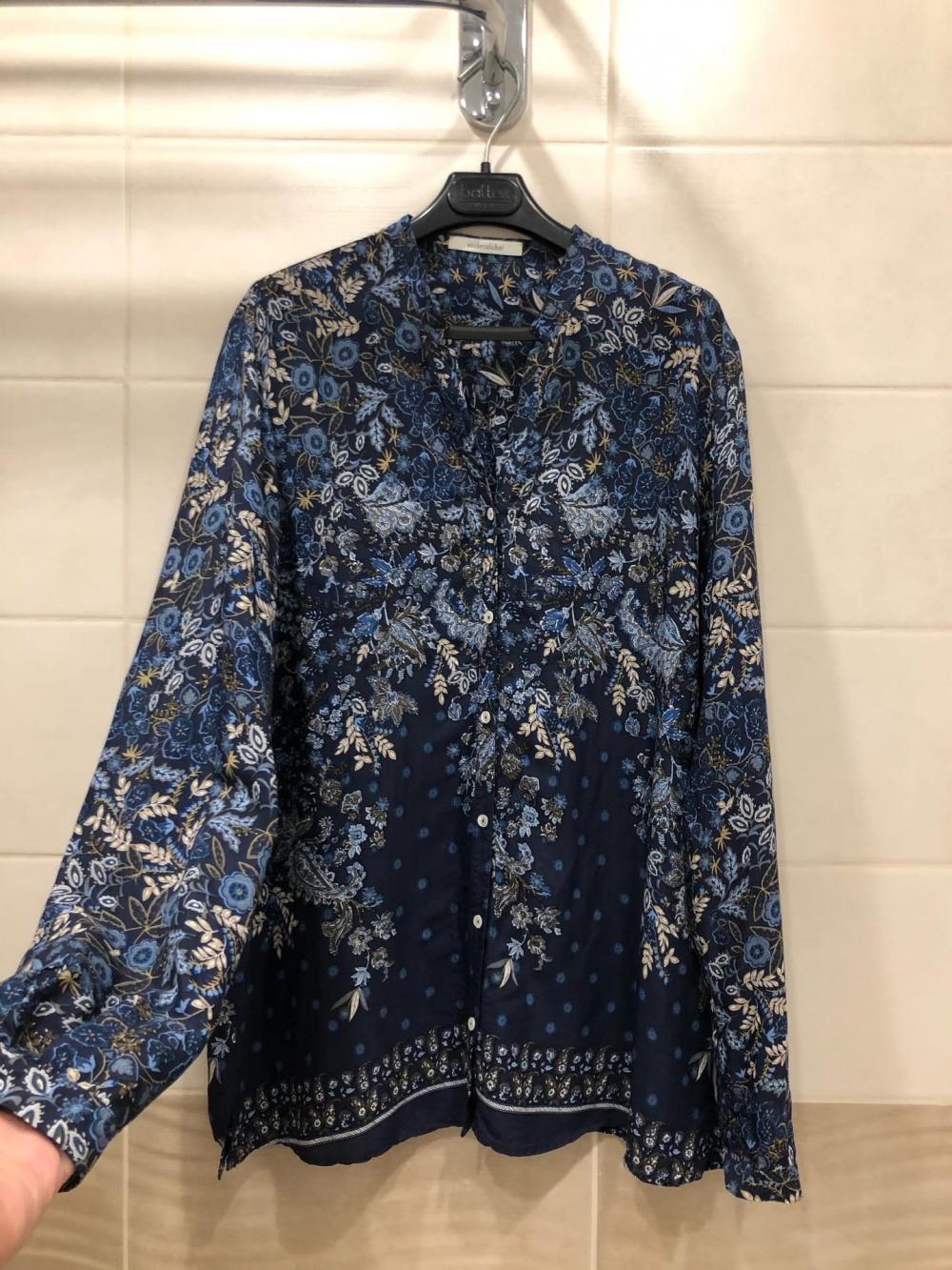 Блузка SEIDENSTICKER. Размер 50-52.