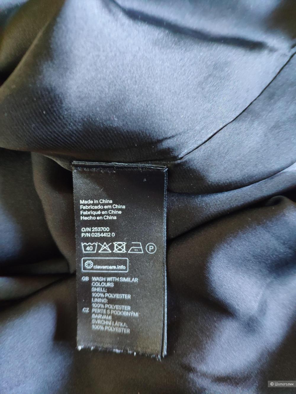 Платье марки HM , размер 44-46.