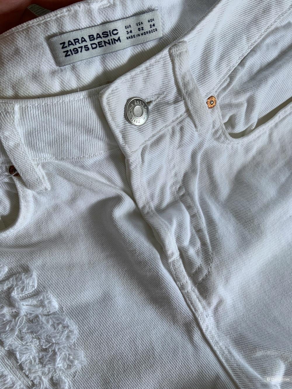 Джинсы Zara, размер 40-42