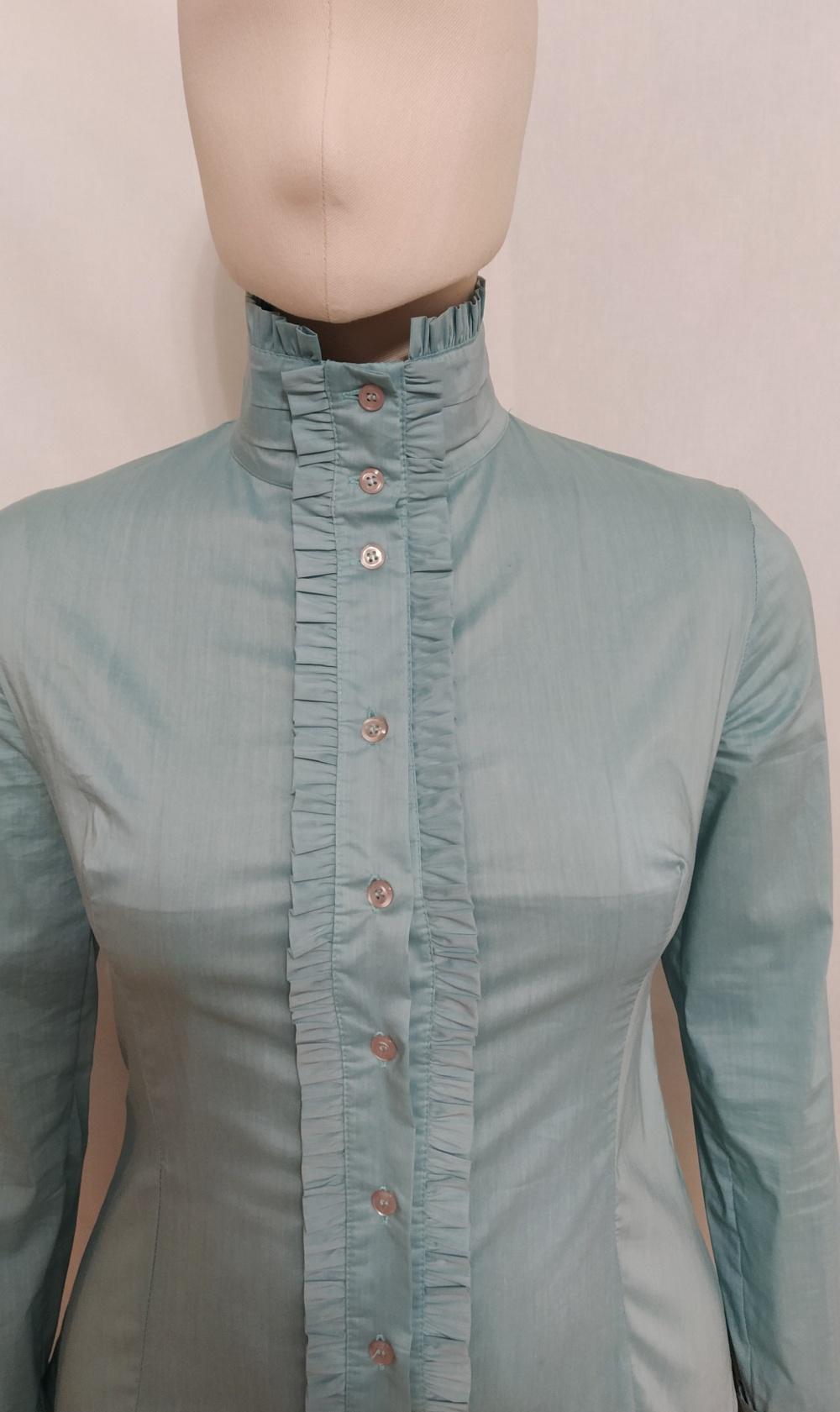 Рубашка с жабо, Sandro Ferrone, M